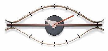 vitra eye clock bigbrands. Black Bedroom Furniture Sets. Home Design Ideas