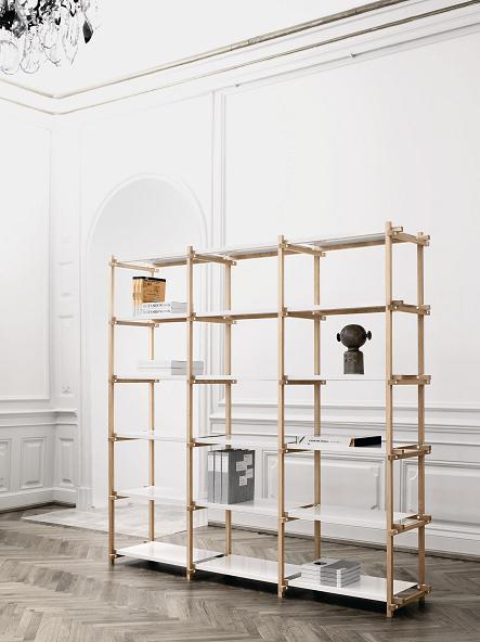 hay woody column high 1 rek 6 lagen bigbrands. Black Bedroom Furniture Sets. Home Design Ideas