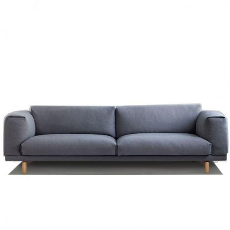 muuto rest sofa 3 zitsbank bigbrands. Black Bedroom Furniture Sets. Home Design Ideas