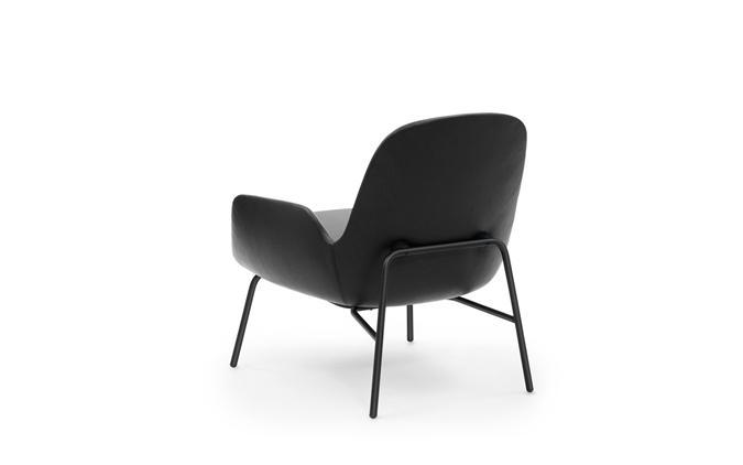 Normann Copenhagen Era Lounge Chair Staal