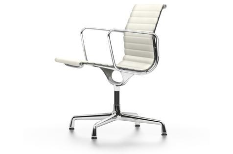 Aluminium Chair 108 Premium Leder