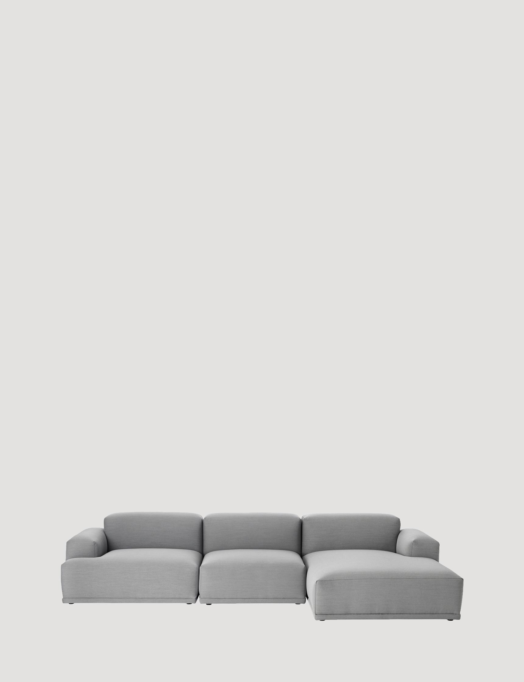 Muuto Connect Sofa 3-zitsbank
