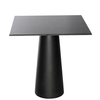 Moooi container table hpl 70 70 cm bigbrands for Table 70 cm de large
