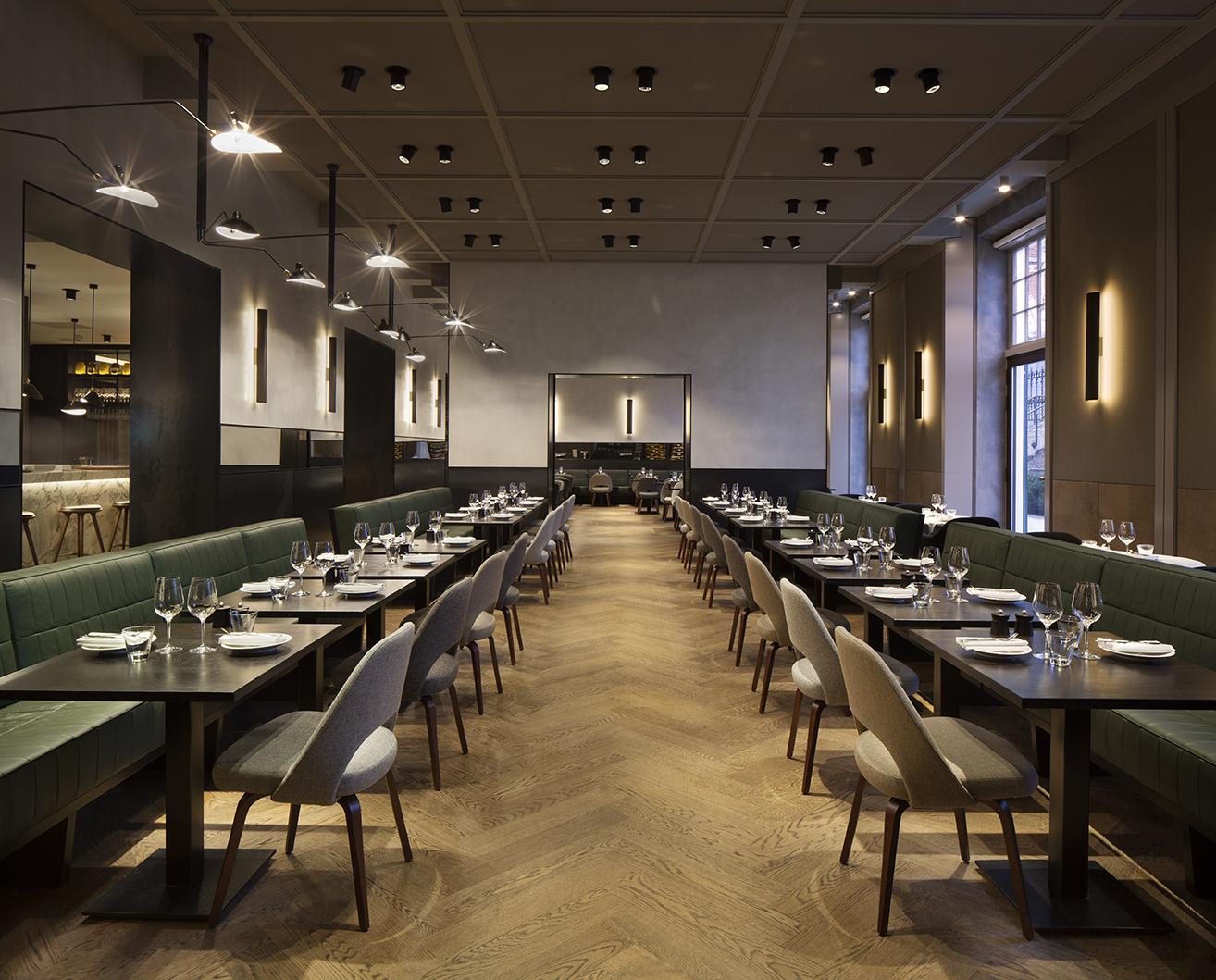 Rijks Restaurant Amsterdam Menu