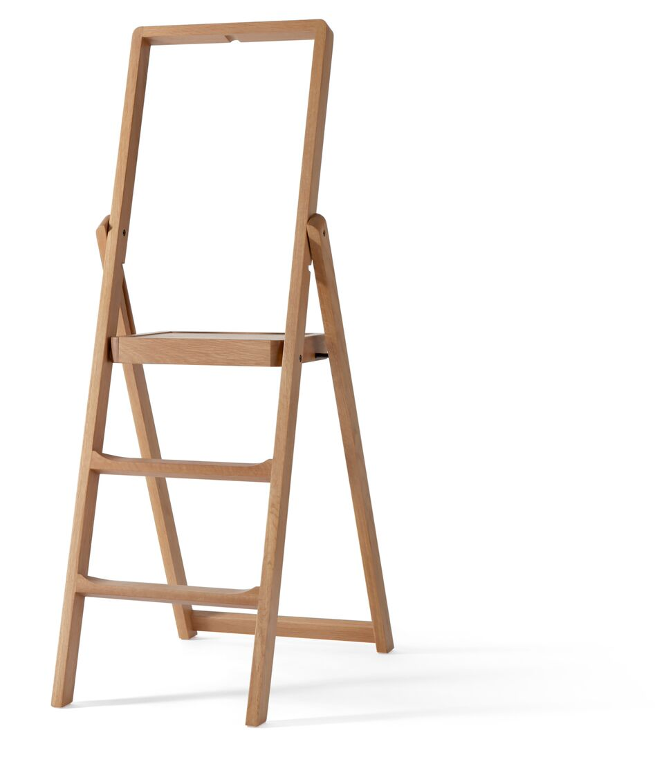 design house stockholm step ladder bigbrands. Black Bedroom Furniture Sets. Home Design Ideas